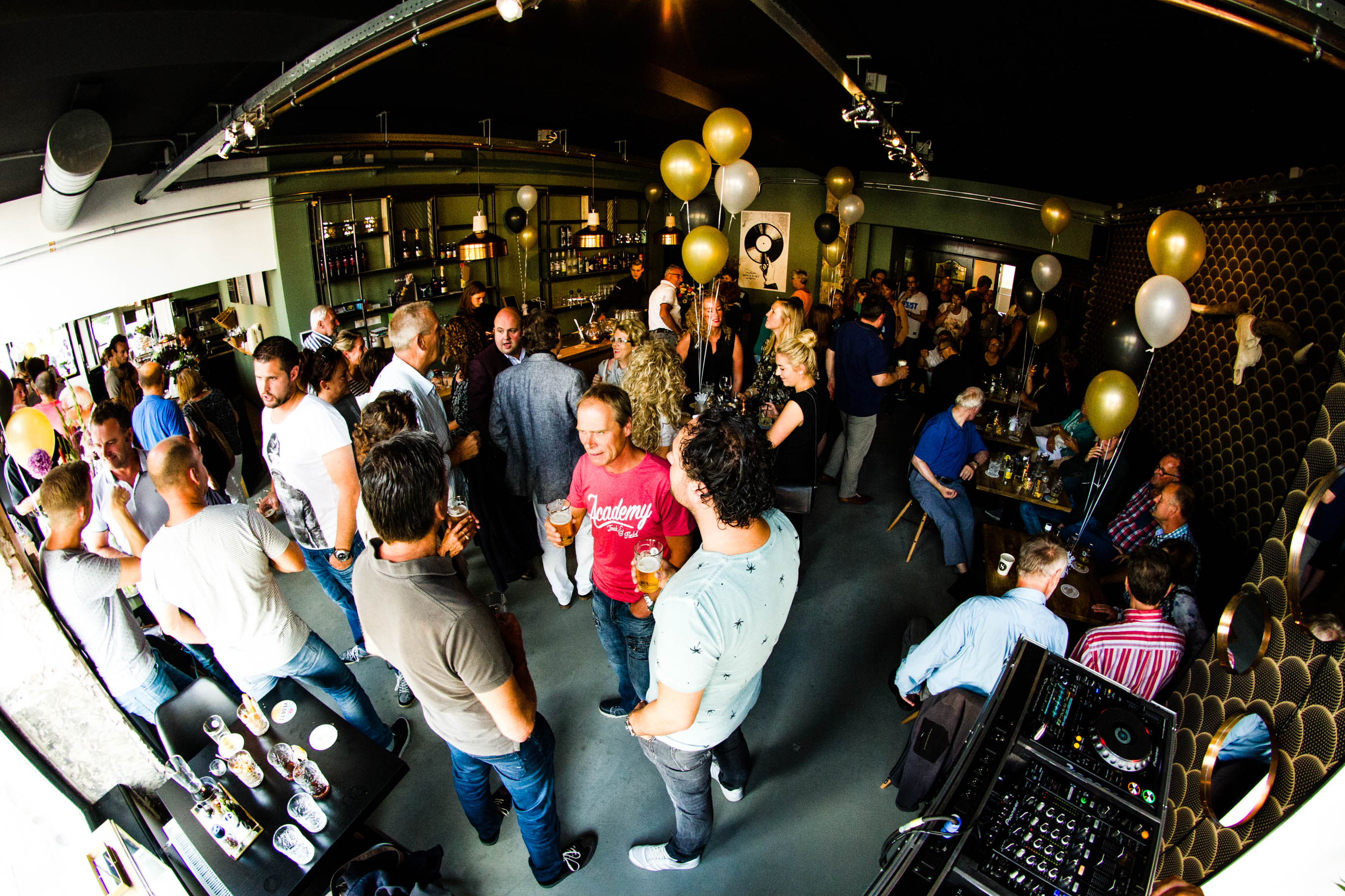 Spotlight alkmaar voor feesten en partijen impresie 9